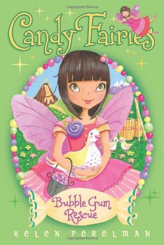 9781442422179: Bubble Gum Rescue (Candy Fairies)