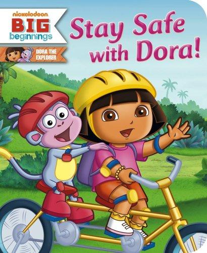 9781442422544: Stay Safe with Dora! (Dora the Explorer)