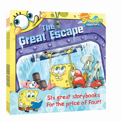 9781442423435: Nick 8x8 Value Pack #6: Amazing SpongeBobini; Vote for SpongeBob; The Great Escape; SpongeBob and the Princess; The Art Contest; Lost in Time (Spongebob Squarepants)
