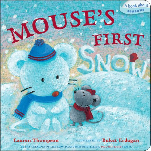 9781442426511: Mouse's First Snow (Classic Board Books)