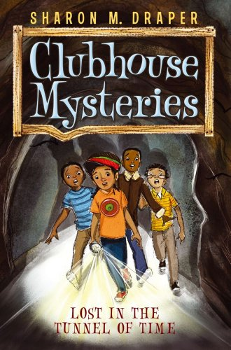 9781442427037: Lost in the Tunnel of Time (Clubhouse Mysteries)