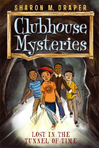 9781442427044: Lost in the Tunnel of Time (Clubhouse Mysteries)