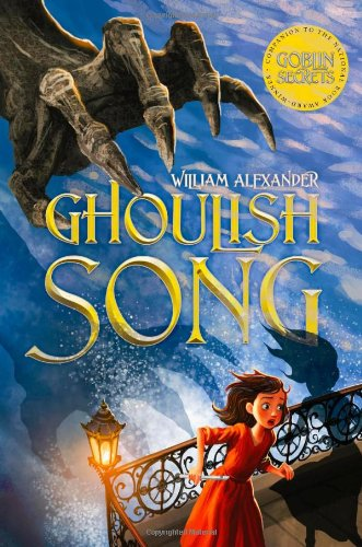Ghoulish Song: Alexander, William
