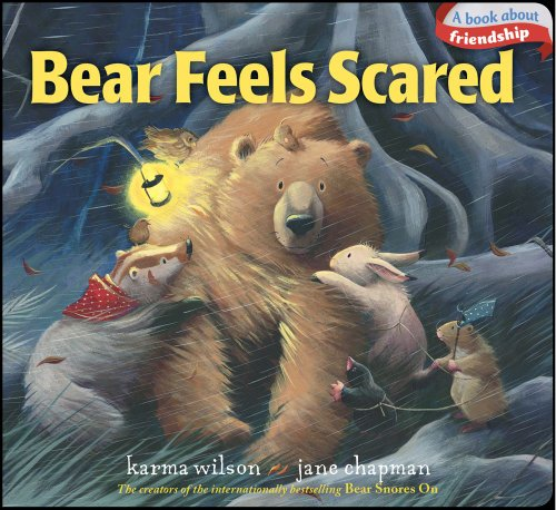 9781442427556: Bear Feels Scared (Classic Board Books)