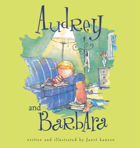 9781442427617: Audrey and Barbara