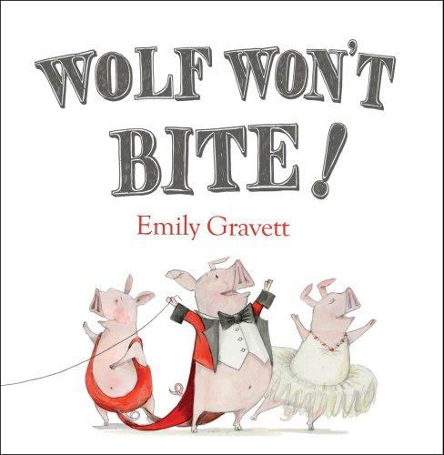 9781442427631: Wolf Won't Bite!