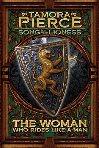 9781442427655: The Woman Who Rides Like a Man (Song of the Lioness, Book 3)