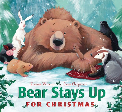9781442427907: Bear Stays Up for Christmas (The Bear Books)