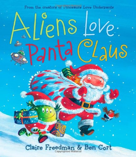 9781442428300: Aliens Love Panta Claus (The Underpants Books)