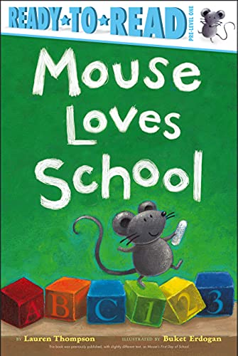 9781442428980: Mouse Loves School