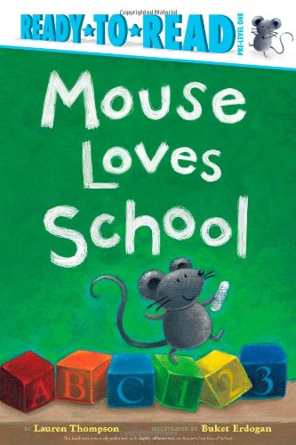 9781442428997: Mouse Loves School