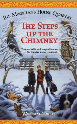 9781442429352: The Steps Up the Chimney (Magician's House Quartet)
