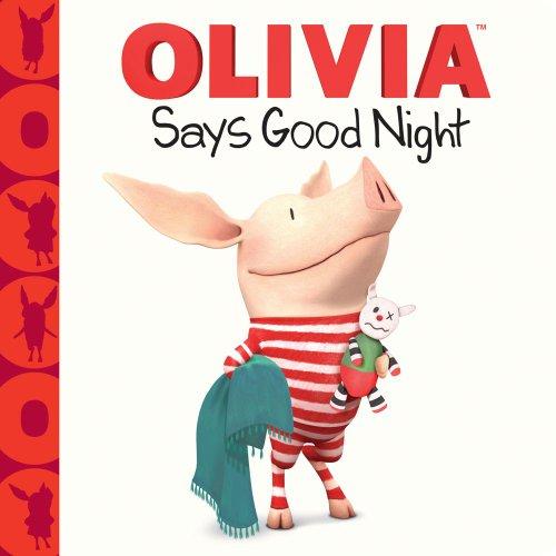9781442429475: OLIVIA Says Good Night