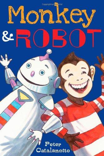 9781442429789: Monkey & Robot