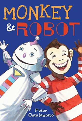 9781442429796: Monkey & Robot