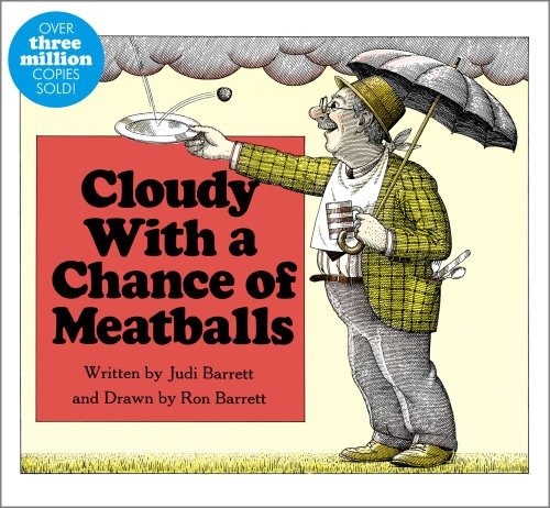 9781442430235: Cloudy with a Chance of Meatballs (A Classic Board Books)