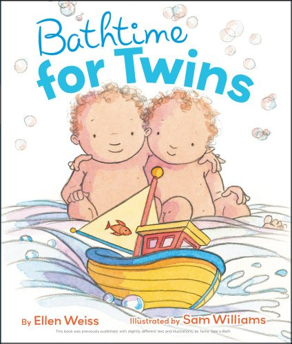 9781442430266: Bathtime for Twins