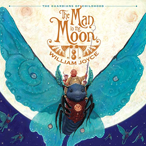 9781442430419: The Man in the Moon (The Guardians of Childhood)