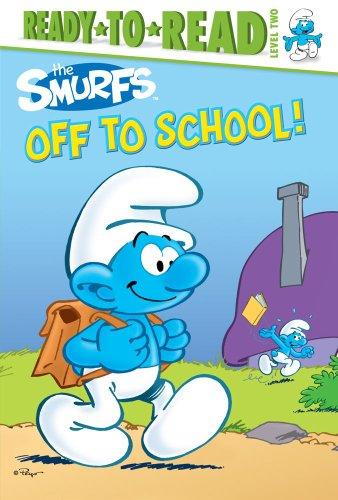 9781442430624: Off to School! (Smurfs Classic)