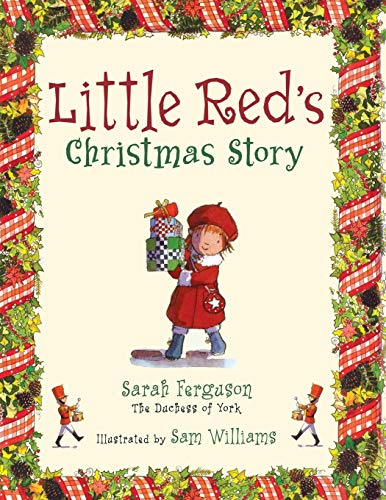 9781442430761: Little Red's Christmas Story