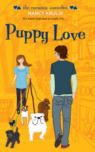 Puppy Love (Simon Romantic Comedies): Nancy Krulik