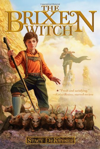 The Brixen Witch: DeKeyser, Stacy