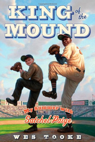 9781442433465: King of the Mound: My Summer with Satchel Paige