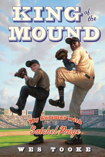 9781442433472: King of the Mound: My Summer with Satchel Paige