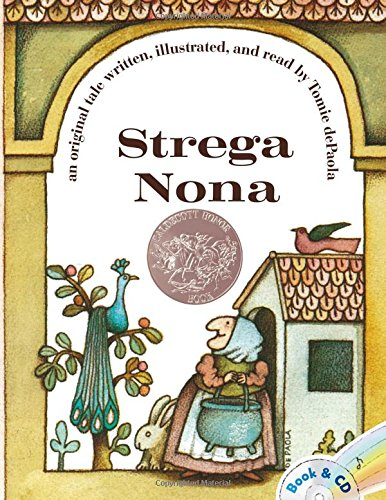 9781442433557: Strega Nona: Book & CD