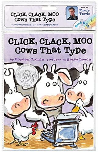 9781442433700: Click, Clack, Moo: Cows That Type (A Click, Clack Book)