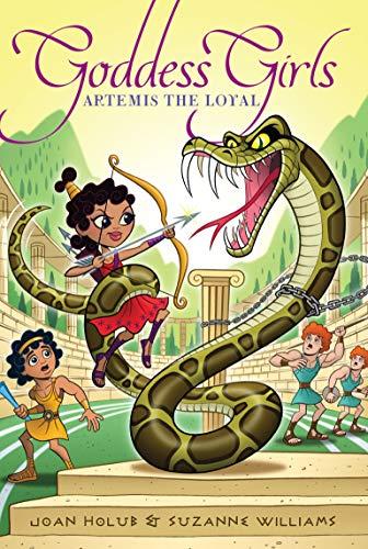 9781442433779: Artemis the Loyal (Goddess Girls)