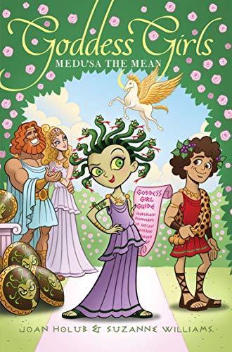 9781442433793: Medusa the Mean (Goddess Girls)