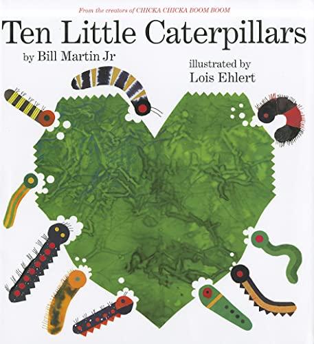 9781442433854: Ten Little Caterpillars