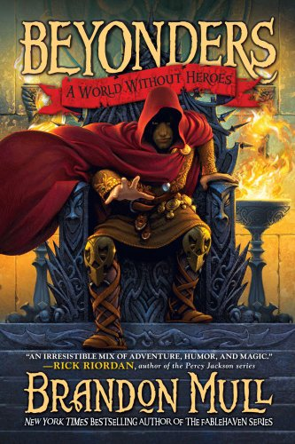 9781442435308: A World Without Heroes (Beyonders)