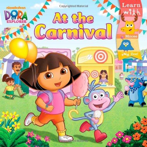 9781442435377: At the Carnival (Dora the Explorer)