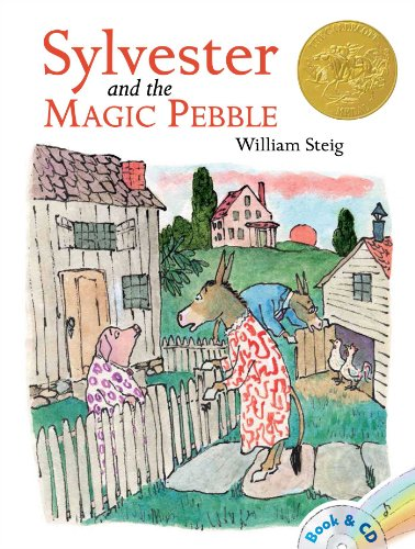 9781442435605: Sylvester and the Magic Pebble [With CD (Audio)]