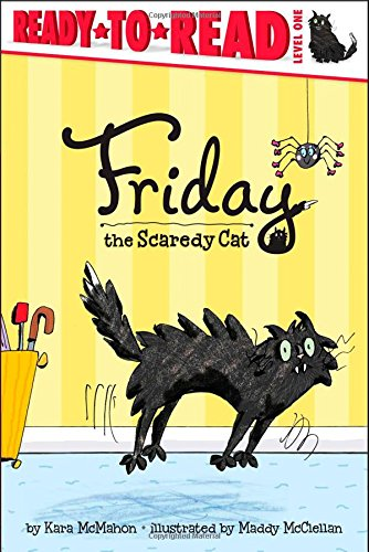 Friday the Scaredy Cat (1442436123) by McMahon, Kara