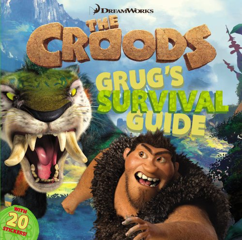 9781442436183: Grug's Survival Guide (The Croods Movie)