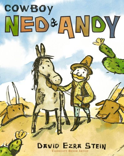 9781442436190: Cowboy Ned & Andy