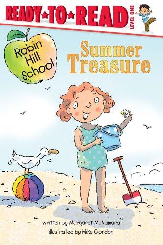 9781442436466: Summer Treasure (Robin Hill School)
