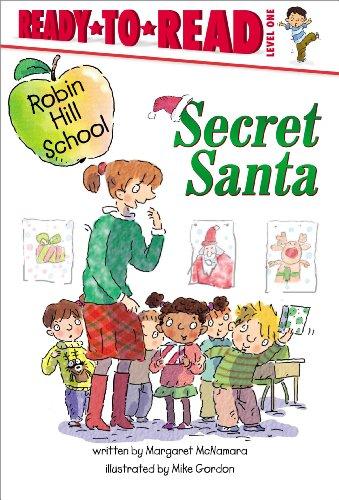9781442436497: Secret Santa (Robin Hill School)