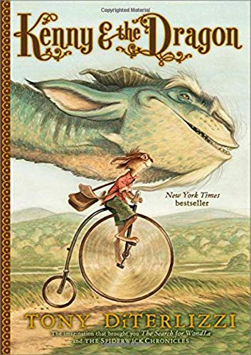 Kenny & the Dragon (1442436514) by DiTerlizzi, Tony