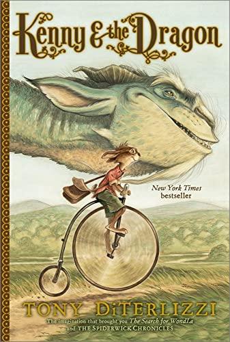 Kenny & the Dragon (1442436514) by Tony DiTerlizzi