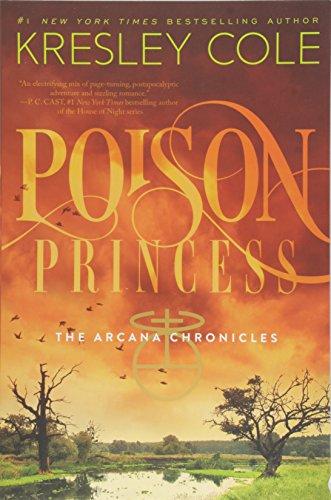 9781442436657: Poison Princess (Arcana Chronicles)
