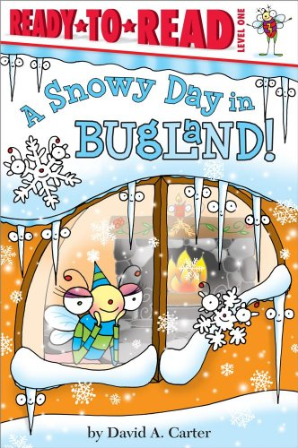 A Snowy Day in Bugland! (Ready-to-Read. Level 1): Carter, David A.