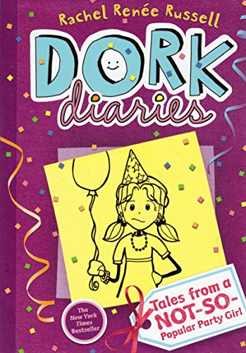 9781442440425: Tales from a Non-So-Popular Party Girl #2 Dork Diaries