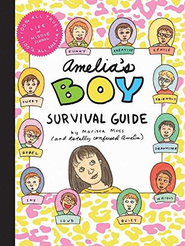 9781442440852: Amelia's Boy Survival Guide