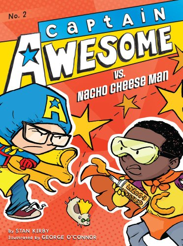 Captain Awesome vs. Nacho Cheese Man: Kirby, Stan