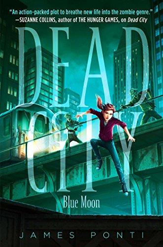 9781442441323: Blue Moon (Dead City)