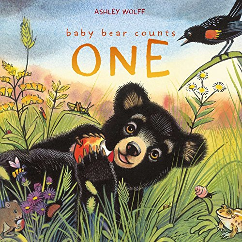 Baby Bear Counts One by Ashley Wolff